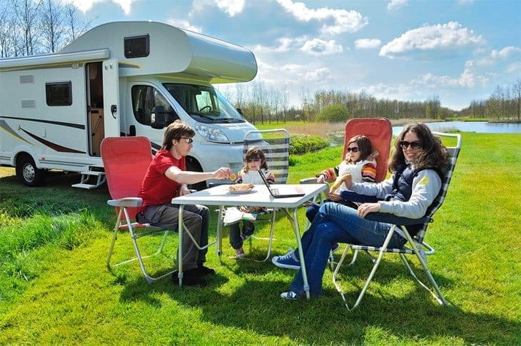 Are You Able To Camp within an RV?