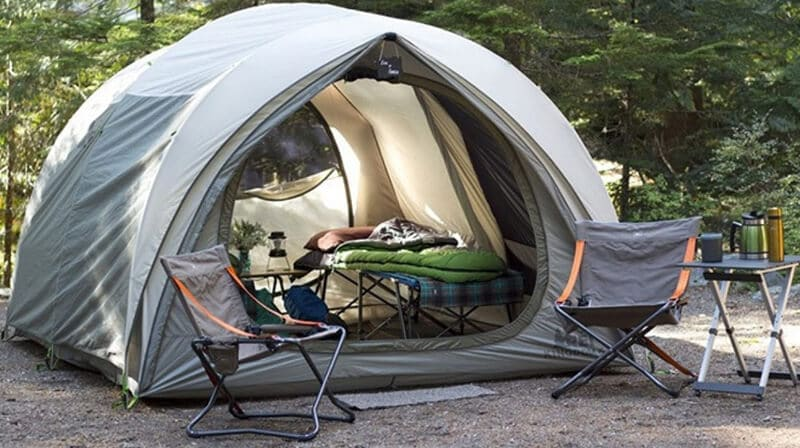 Travel With Comfortable Camping Cots