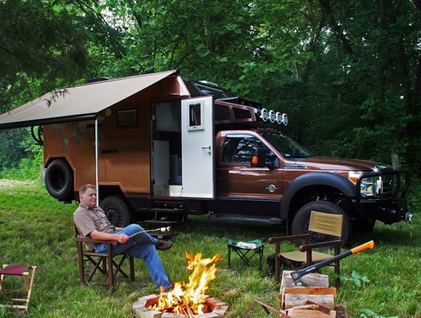 The Pleasure of Camping Trailers
